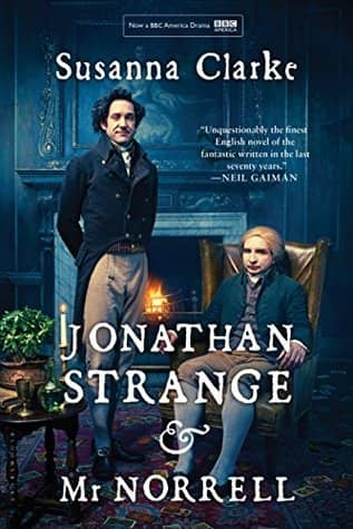 Jonathan Strange & Mr. Norrell Book Cover